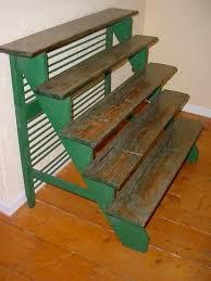 Stair Step Display Stand