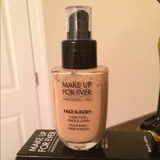 makeup forever face and body 32 alabaster beige