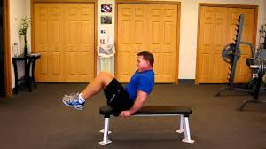 Top 8 Sit Up Bench Exercises You May Never Do BeforeBench Ab V Ups