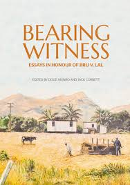 library bearing witness essays in honour of brij v lal cover