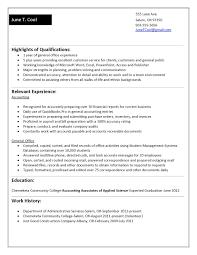 Resume Samples For College Students No Work Experience Danaya Utah