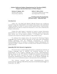 Cute Resume Meaning In Tagalog Ideas Entry Level Resume Templates