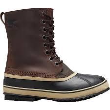 sorel 1964 premium leather boot men s