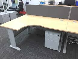 corner office furniture. 1600mm Smart Corner Office Desks With Cable Trays And Modesty Panels  Included Furniture