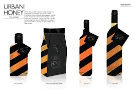 Urban Packaging Design Urban Honey Packaging Design I Wish Id Thought Of That