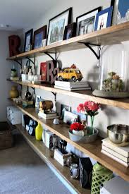 home office wall shelving. Home Office Wall To Shelving DIY A