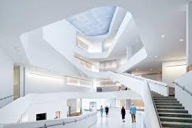University Of Iowa Visual Arts Building By Steven Holl 2016