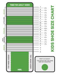 Akademiks Size Chart 47 Credible Infant Feet Size