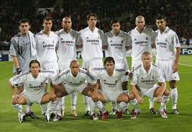 All information about real madrid (laliga) current squad with market values transfers rumours player stats fixtures news. Classic Teams 3 Real Madrid 2000 2006 Get Spanish Football News