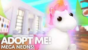 Adopt Me Neon Mega Neon Pets Guide Mejoress