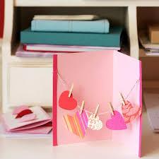 32 Ideas For Handmade Valentines Day Card Interior Design Ideas