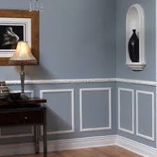 Shop Moulding U0026 Millwork At LowescomLowes Chair Rail Panels