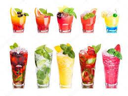 Stock Maxsol7 © Cocktails Fruit 84988950 Isolated Photo Set —