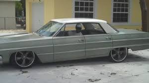 1964 Chevy Impala on Air Ride For Sale $8,500 SOLD - YouTube