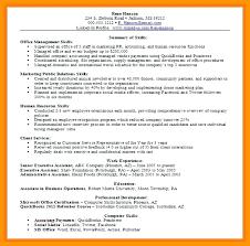 Resume Skills Examples here are basic computer skills resume goodfellowafbus 32