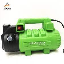 Máy Rửa Xe 2650W Amaxtools AMG2660 đầy đủ phụ kiện - Có ren chống xoắn dây  - Máy xịt rửa gia đình chính hãng chính hãng 1,750,000đ