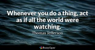 Famous Quotes By Thomas Jefferson Fascinating Thomas Jefferson Quotes BrainyQuote