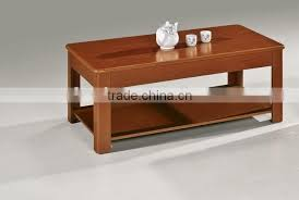 foshan living room fuirniture best antique pvc wood small coffee table design