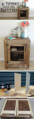 Suitcase Nightstand 12 easy diy nightstands you can actually build yourself 8142 by guidejewelry.us