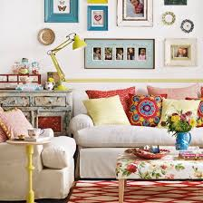 simple country living room. Colourful Country Living Room | Simple Designs For Easy Makeovers Ideas R