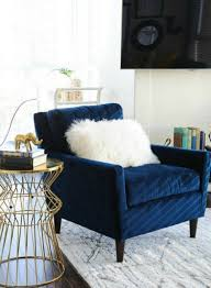 blue velvet accent chair. Stylish Blue Velvet Accent Chair 25 Best Ideas About Chairs On Pinterest E