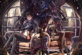 hd wallpaper anime boy dress