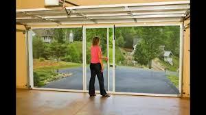 garage doors at lowesGarage screen doors by homedecorelitezcom  YouTube