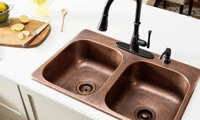 Best 25 Farmhouse Sink Kitchen Ideas On Pinterest  Farm Sink How To Care For A Copper Kitchen Sink