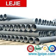 6 inch corrugated drain pipe