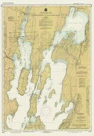 Amazon Com Map Riviere Richelieu To South Hero Island