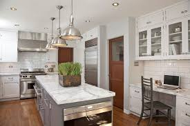 Polished Nickel Pendant Kitchen Traditional With Silver Pendant Lights  Rectangular Multiuse Tiles