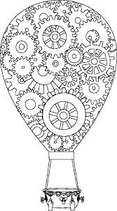 Coloring Pages Balloons Jeannettecliftgeorge Com