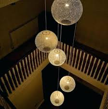 inexpensive pendant lighting. Discount Pendant Lights Stairwell Fantastic Light Discounted Over Designed Inexpensive Lighting H