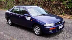 1998 Mazda 323 BA Sedan picture #8 AllCarModels.net