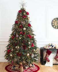 ... BH Noble Fir Artificial Christmas Tree by Balsam Hill