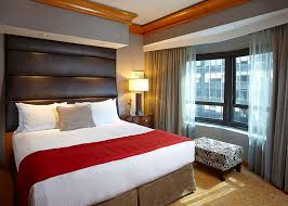 ... 2 Bedroom Suite Bedroom At The Hilton Club U2013 New York ...