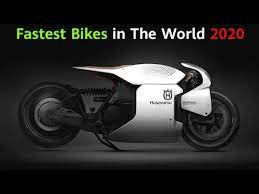 top 10 fastest bikes in the world 2020