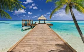 hd beach widescreen backgrounds. Beautiful Widescreen Beach Resort Widescreen Hd   For Background Download   Inside Backgrounds S