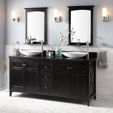 bathroom vanity black. 72\ Bathroom Vanity Black P