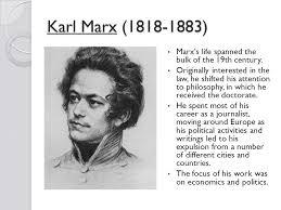 Karl marx life summary