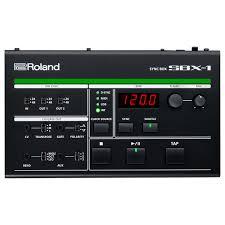 <b>Синхронизатор Roland SBX</b>-<b>1</b> USB, купить <b>MIDI</b>-<b>контроллер</b> ...