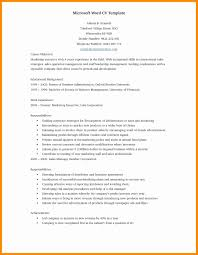 Oxford Cv Template Word Curriculum Vitae Format Doc Prome So Banko