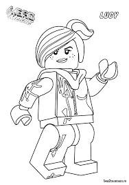 Lego Movie Coloring Page The Movie Coloring Page New Batman Movie