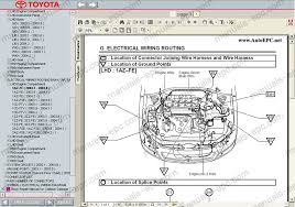 electrical wiring diagrams for cars wirdig 2008 workshop service manual maintenance electrical wiring diagrams