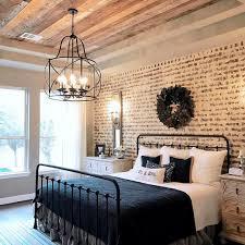 over bed lighting. 35 Stunning Magnolia Homes Bedroom Design Ideas For Comfortable Sleep 040 Over Bed Lighting T