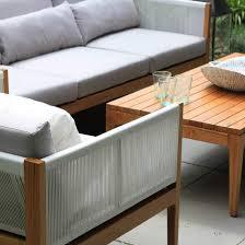 Gandia Blasco Saler Modular Sofa 2 Outdoor Lounge Furniture  StardustOutdoor Lounging Furniture