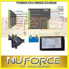 universal towing trailer ecu module chip harness wiring unit Residential Electrical Wiring Diagrams at Great Wall V200 Wiring Diagram