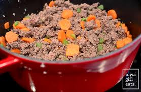 ground beef and rice recipes. Contemporary Beef VegetableBeefandRiceSoupiowagirleats04 To Ground Beef And Rice Recipes R