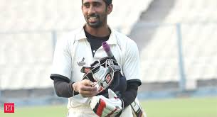 fastest century wriddhiman saha hits 20 ball century for mohun bagan club the economic times