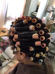 ボリュームのない70代の細い髪にボリュームが出る70代のパーマ
